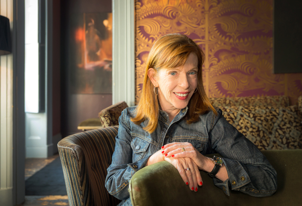 Author Susan Orlean loves to cry, so naturally she'd host a podcast called Crybabies.