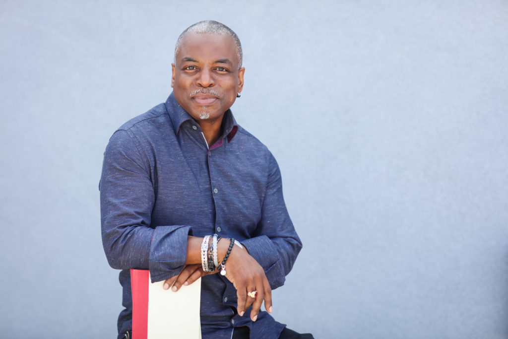 LeVar Burton really wants to read to you. And you should let him.