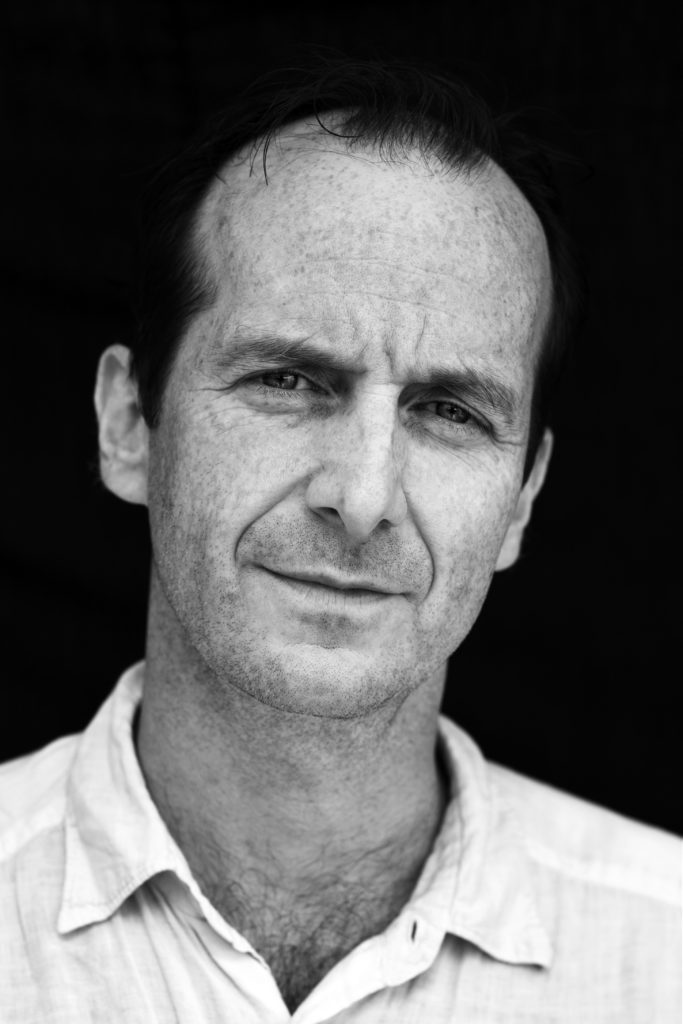Denis O'Hare is one of the stars of Deadly Manners, a locked room murder mystery.