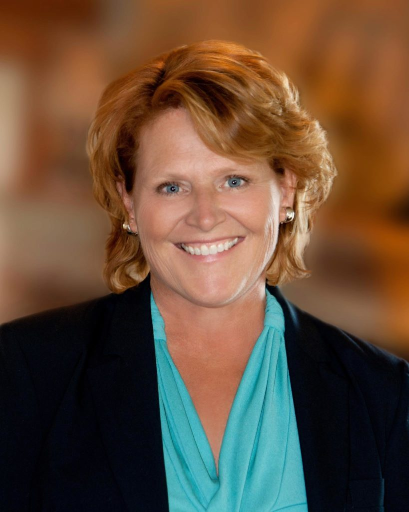Heidi Heitkamp is the junior senator of North Dakota.